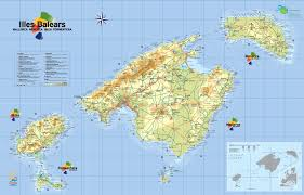Mallorca, Ibiza, Menorca, Formentera
