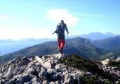 La tranquilidad de la montaña